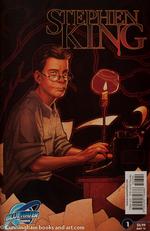 Stephen King-Blue Water Comic ( Item 236 )