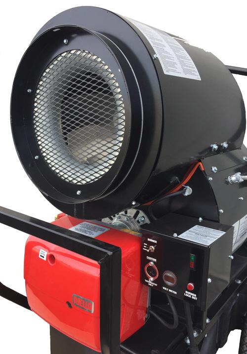 Indirect Fired Heater - Bulk Tank